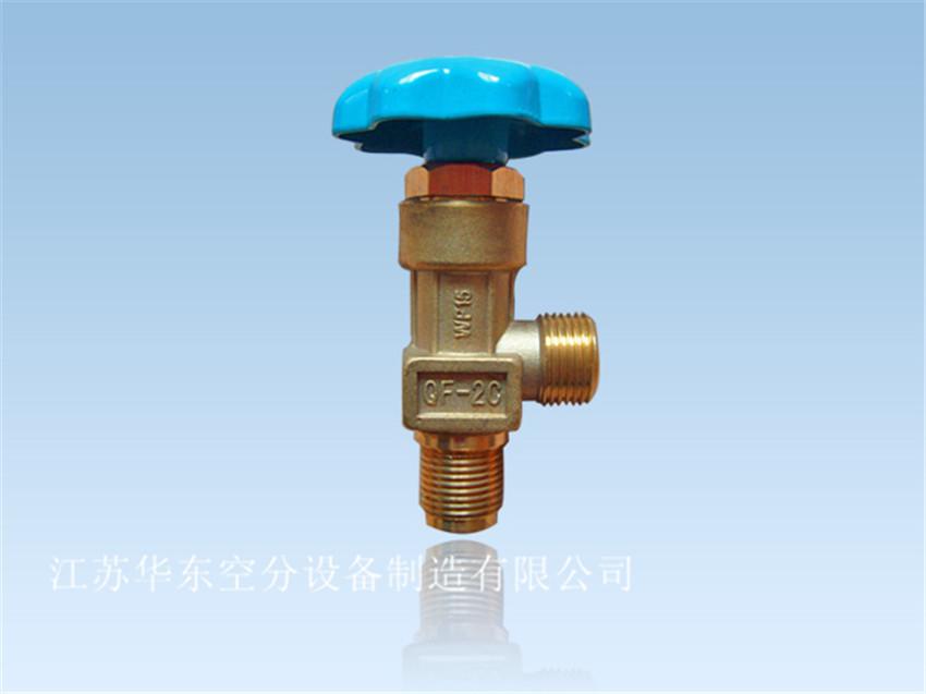 活瓣式氧气瓶阀QF-2C型