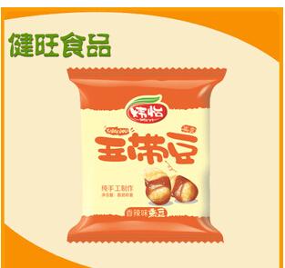 炜怡健旺食品 蟹黄味蚕豆玉带豆 美味高品质玉带豆