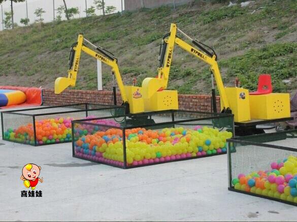 全国最大儿童挖掘机生产厂家