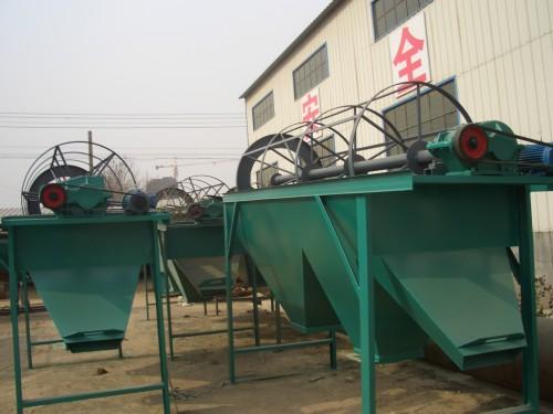 有机肥滚筒筛分机,有机肥生产线,肥料筛分机价格