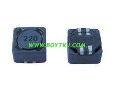 贴片屏蔽式共模电感BTRHB124贴片功率电感 贴片共模电感