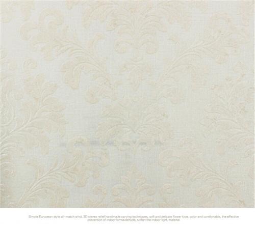 欧式壁纸卧室3d立体电视背景墙纸