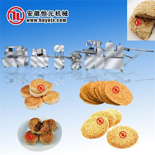酥饼机_酥饼机厂家_恒元机械