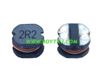贴片功率电感BTCD43-4R7M功率电感 绕线电感 椭圆形电感