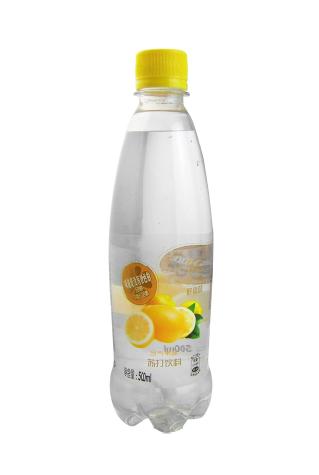 海昌Horien5℃ 含气苏打水 无糖柠檬味 整箱500ml*15瓶