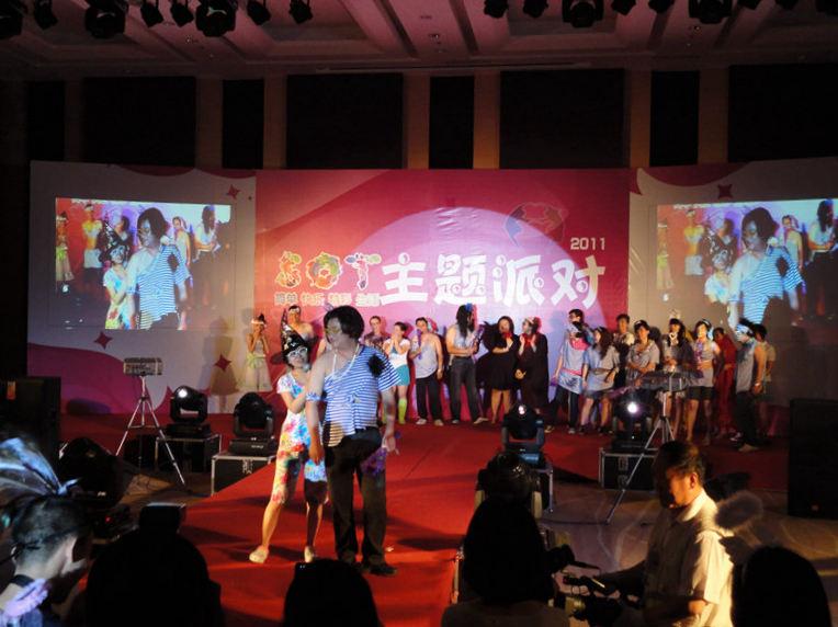 哈尔滨活动策划执行,礼仪公司,会议服务-华赢文化传播