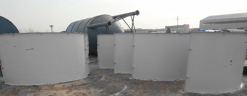 专业生产储料罐 100吨水泥罐 50吨水泥仓 小型原料仓 石灰储罐