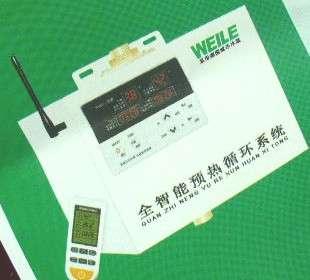 别墅热水工程公司重庆威乐别墅热水工程系统