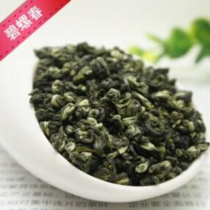 2014年新茶 浓香碧螺春 散装茶叶 厂家直供 中档实惠名优绿茶