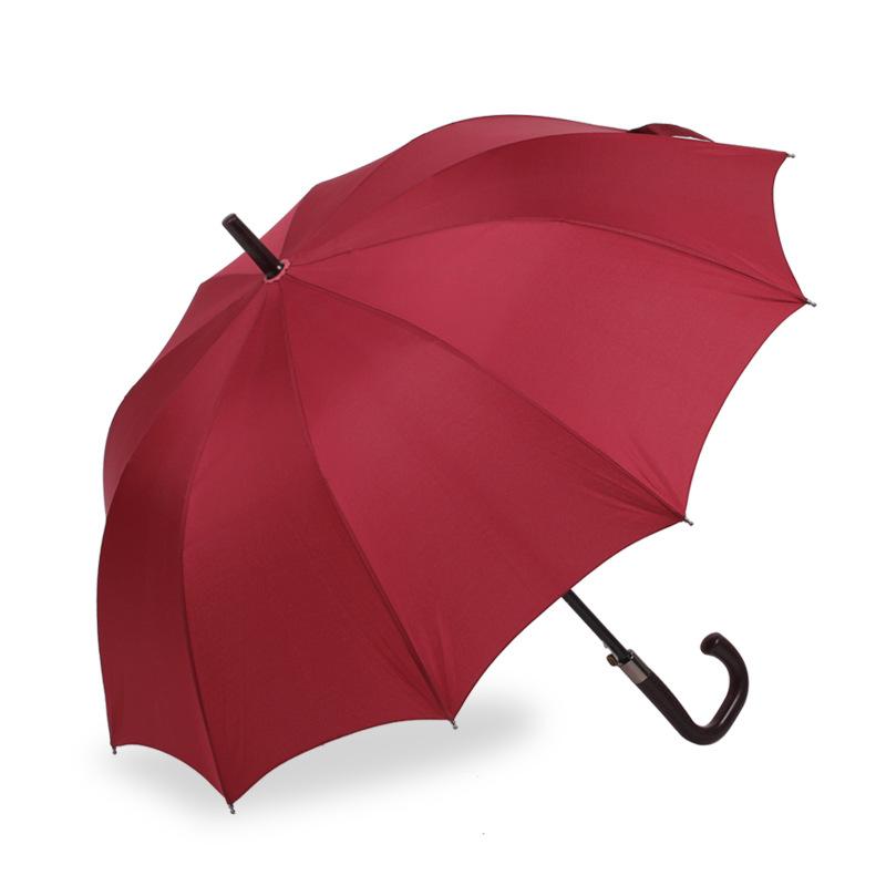 厂家直销广告伞定做直杆 雨伞定制logo广告伞 户外雨伞批发