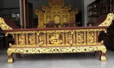 供应 越古风A-08皇宫椅五件套 仿古家具 明清古典 实木 榆木