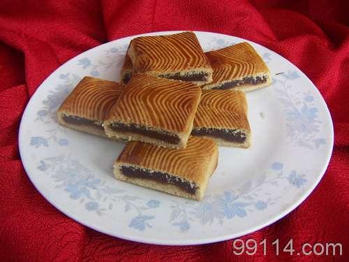 中式自制糕点图片