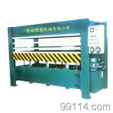 供应160吨贴面热压机\贴木皮热压机