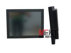 17寸工业嵌入式多点触摸显示器 数控/机械设备嵌入式电容触摸屏