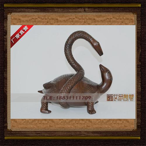 供应  镇宅玄武龟蛇   品牌雕塑     厂家直销