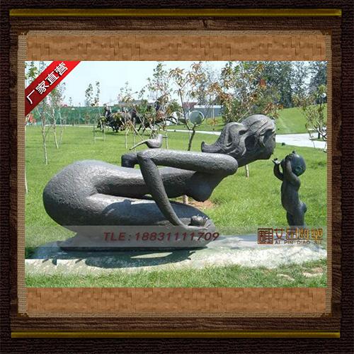 供应  母爱铜雕塑   品牌雕塑  厂家直销