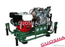 呼吸专用空气压缩机(消防队专用)