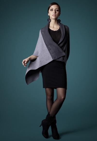 羊绒围巾品质可通过手感目测和细辨别来识别