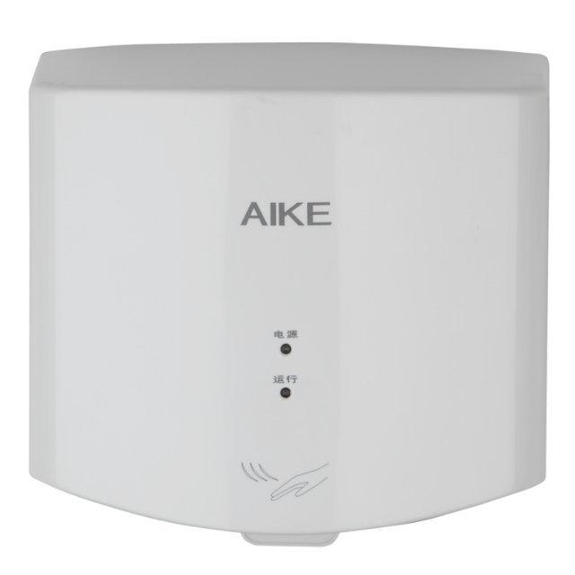 供应艾克AIKE简洁型高速干手器AK2630  社区公共卫生间烘手器