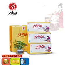 刘香豆干 安徽淮南特产 八公山刘香豆干礼盒馈赠佳品3斤