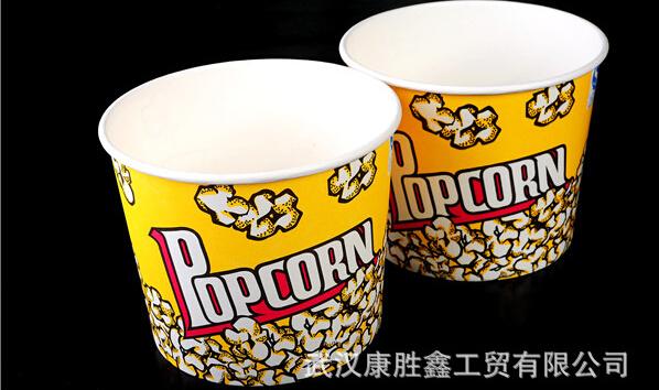 70盎司 : 特价爆米花桶/纸桶/纸杯 厂家直销 批发 150个/箱