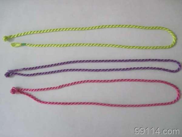 中国结艺绳图片
