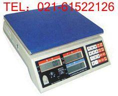 可接PLC控制器电子计数桌称,6000g计量电子称,