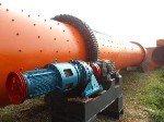 煤泥回转滚筒干燥机