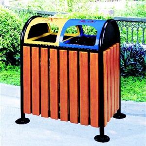 供应A-120分类环保垃圾桶