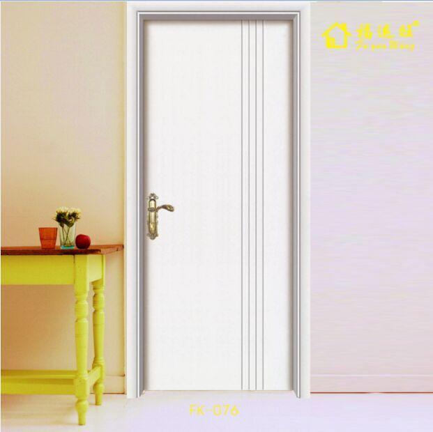 福运旺木门 厂家供应室内免漆套装门及实木复合烤漆门