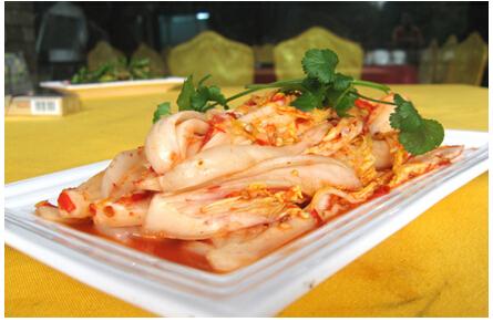 韩国萝卜泡菜制作方法