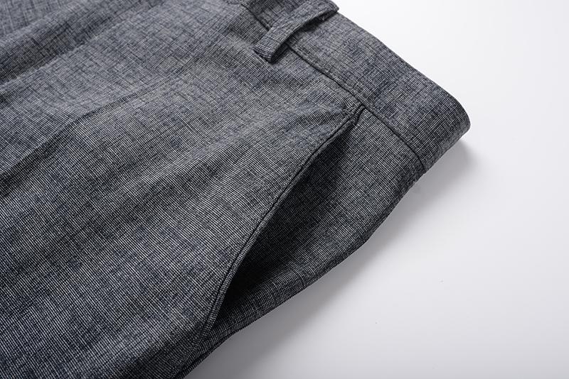 玉玺男士休闲长裤  夏季修身时尚