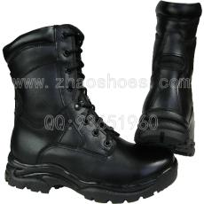 厂家现货雪豹003作战靴战斗靴特勤靴户外靴