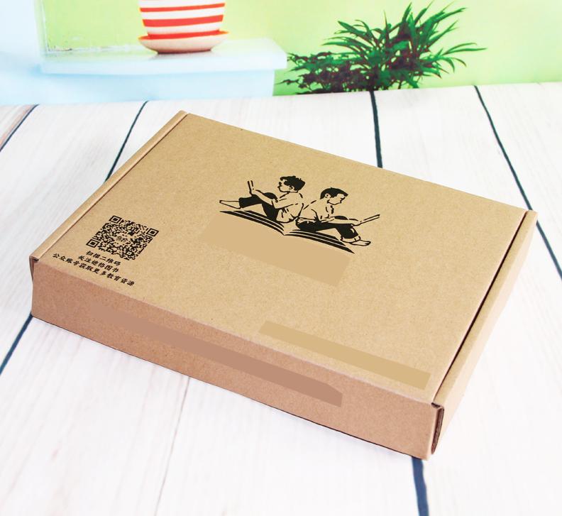 快递纸盒 快递纸箱 飞机盒 专业订做   陕西亮装印刷包装