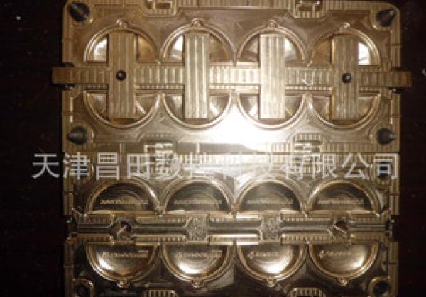雕刻:用于包装印刷手袋皮具制品烫金压印logo花纹的