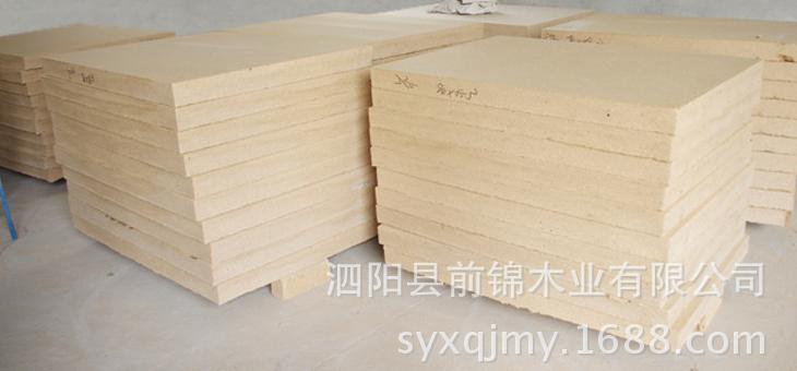 批发刨花板 木板材 江苏厂家生产制造 杨木刨花板