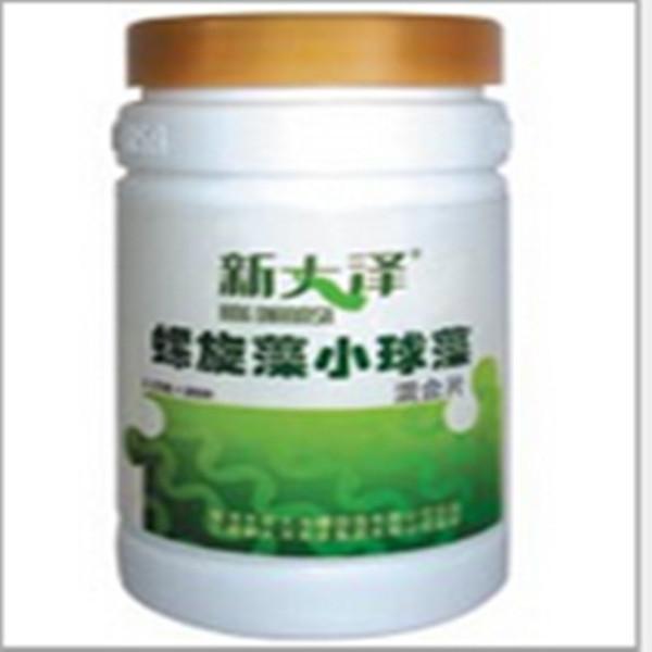 新大泽保健食品  螺旋藻和小球藻混合片剂