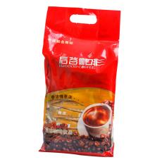 后谷云南特产小粒咖啡三合一速溶特浓风味100条装1400g