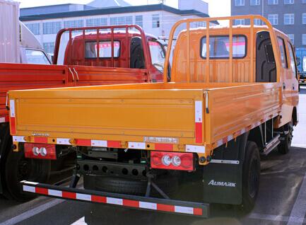 福田歐馬可4.2米平板貨車
