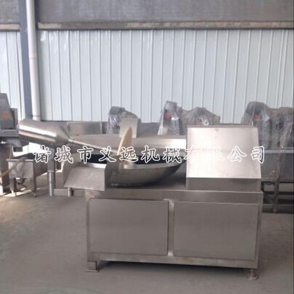 肉制品加工设备 斩拌机125