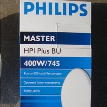 飞利浦金卤灯HPI-BU 400W 745