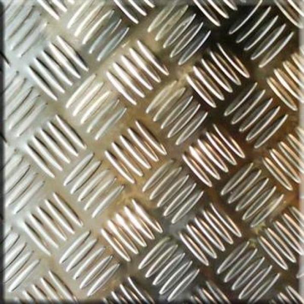 不锈钢花纹板扁豆型 304地面防滑板五筋纹 耐压耐磨镀锌楼.