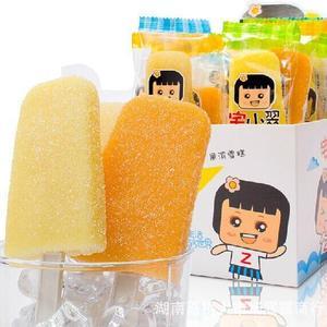 宅小翠果滨雪糕 棒棒糖冰雪糕 芒果味 冰糖雪梨味 香蕉 5斤1袋