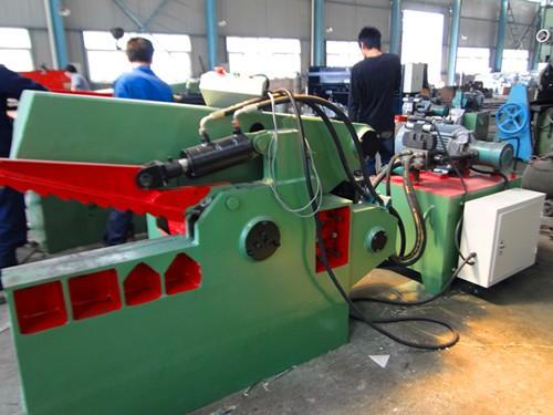 鳄鱼式废金属剪切机价格低质量有保证