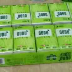 竹宜爽竹纤维手帕纸120包一箱