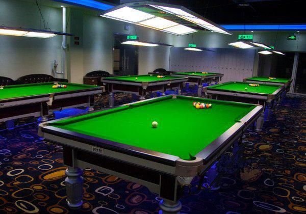 厂家供应球房高档台球桌北京星牌美式桌球台 全国发货安装图片