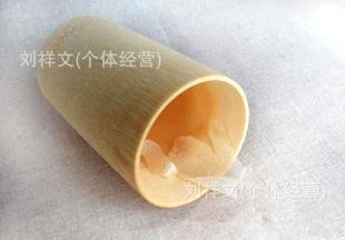 天然楠竹 竹器筒杯 环保酒杯 竹茶水杯子竹节杯 茶具 旅游工艺品