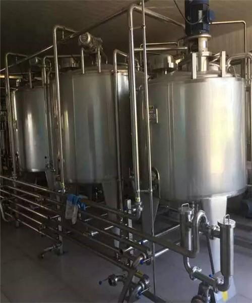 出售二手德国克朗斯80头啤酒全自动灌装机图片