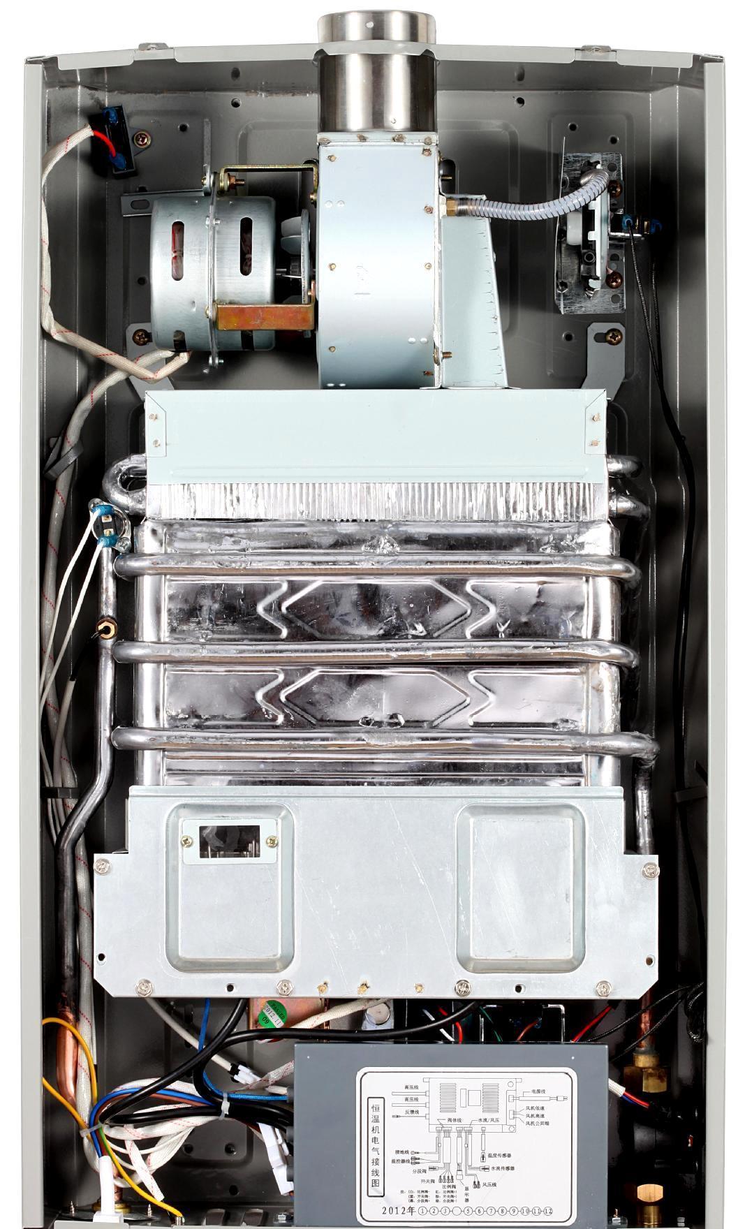 供应平衡式 全自动 恒温 美加乐 燃气热水器 特价图片