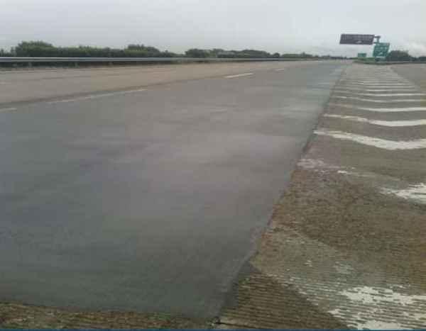 水泥混凝土路面快速修补
